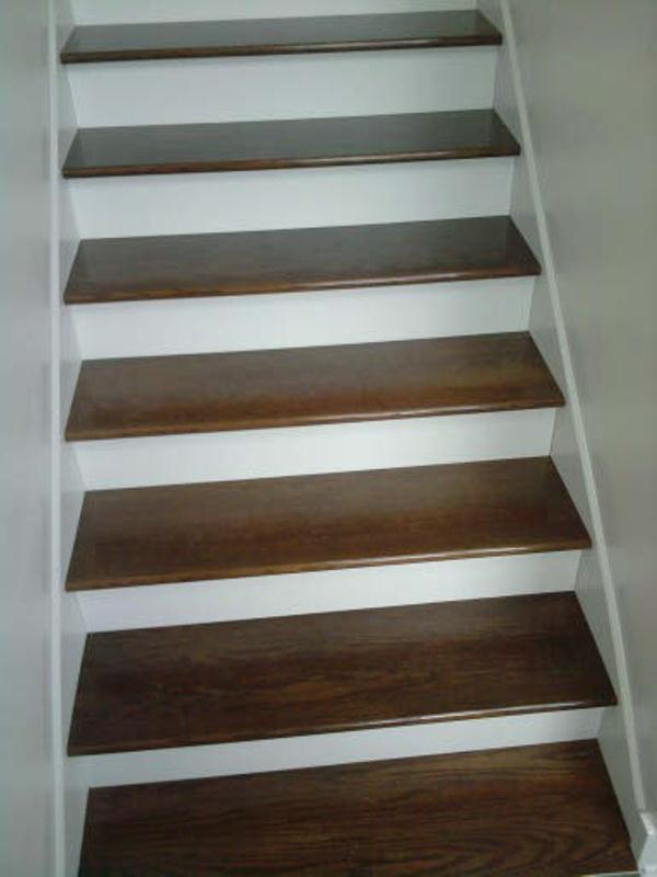 Best Antique Barn Board Oak Stair Treads And Risers Stair 640 x 480